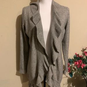 Only mine cardigan gray size L